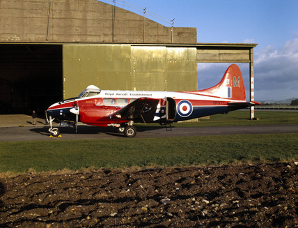 De Havilland DH 104 'Devon', 1949.