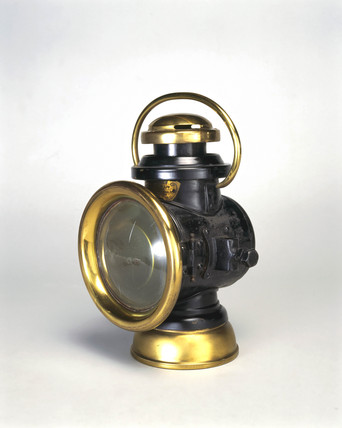 Dependence driving lamp, c 1913.