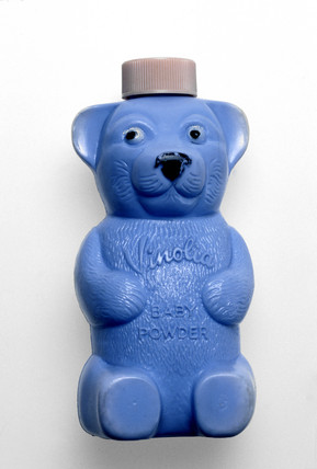 Vinolia 'Baby Powder' bear, 1950.