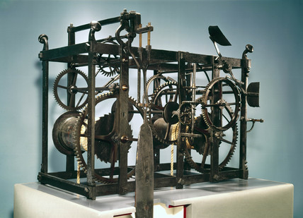 Turret Clock, English, 1671.