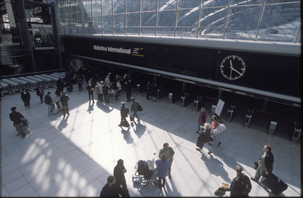 Waterloo International Station, 1995