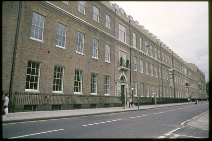 Railway clearing house, 1992.
