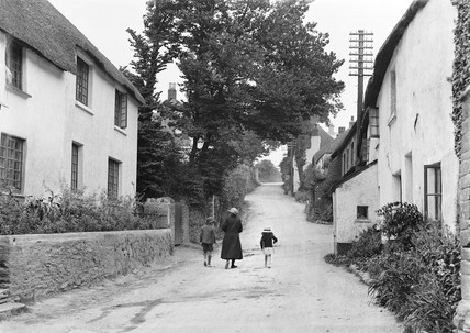 Thurlestone, Devon, 1923.
