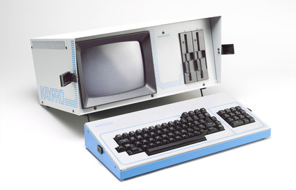 Kaypro II Portable Computer System, 1983.