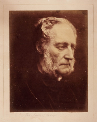 [The Possibly the Earl of Essex taken by Julia Margaret Cameron.Earl of Essex?]