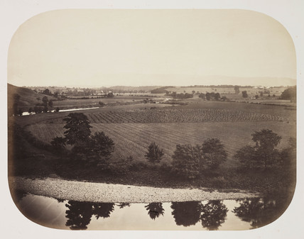 'Valley of the Ribble', c 1858.