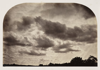 'September Clouds', 1859.