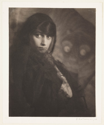 'Portrait of a Lady', c 1913.