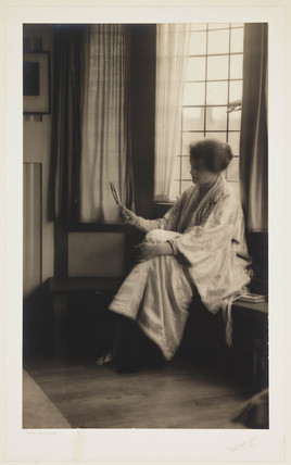 'The Mirror', early 20th century.