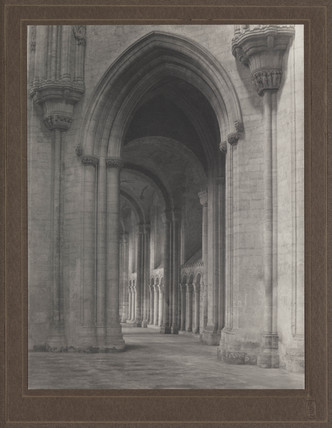 Ely Cathedral, c.1911.