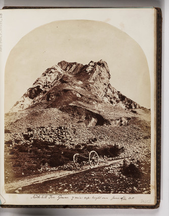 North Hill Tor, Gower Peninsula, South Wales, June 14 1862.