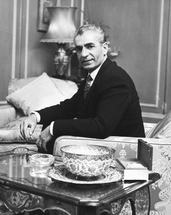 The Shah of Iran, March 1965.