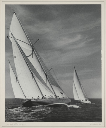 'Sailing Weather', 1939.