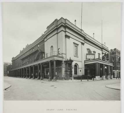 'Drury Lane Theatre'.