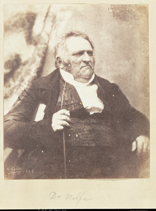 'Dr Wolfe', 1852.