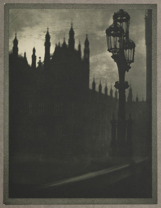 'From Westminster Bridge', 1909.