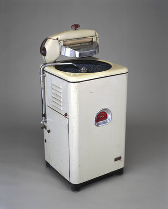 Parnall electric washing machine and mangle, 1955.
