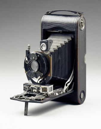 No 3A Autographic Kodak camera, 1916.