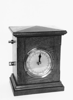 Sykes' axle counter, 1904.