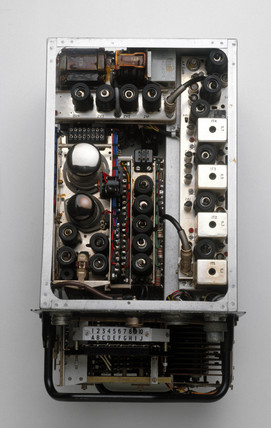 STR 9 VHF aircraft radio transceiver, 1950-1955.