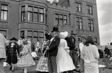 Dickens Festival, Broadstairs, c 1967.