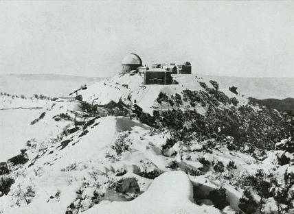 The Lick Observatory, California, USA, 1915.