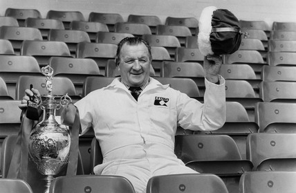 'Bob Paisley puts a gloss on Anfield's new deal', 28 May 1982.
