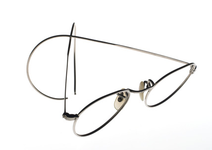 Coil spring spectacles, 1948-1960.