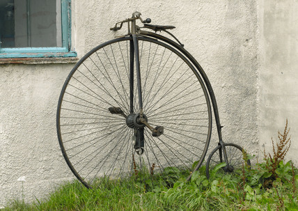 The 'Windsor' ordinary bicycle, 1878.