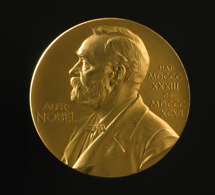 Nobel Prize for Physics, 1906.