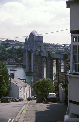 Saltash Bridge, 1998.