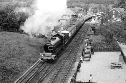 North York Moors Railway, 1993.