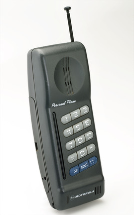 Personal Phone, by Motorola, c. 1990's.
