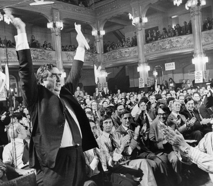 Dennis Healey, Labour Party Conference, October 1976.