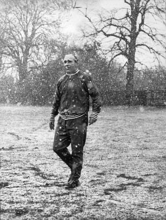 Alf Ramsey, England football manager, 1968.
