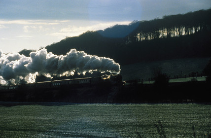 'Flying Scotsman' c 1980s.