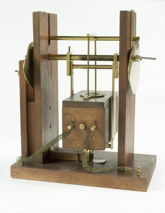 Scanning Phototelegraph, 1881.