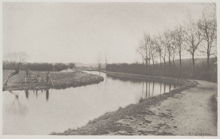 The River Stort, 1888.