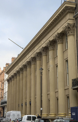 Royal Institution, Albemarle Street, London, 2006.