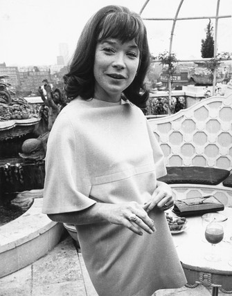 Shirley MacLaine, June 1967.