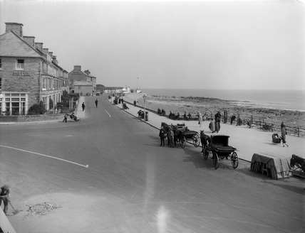 Esplanade. Porthcawl & District, 1927.