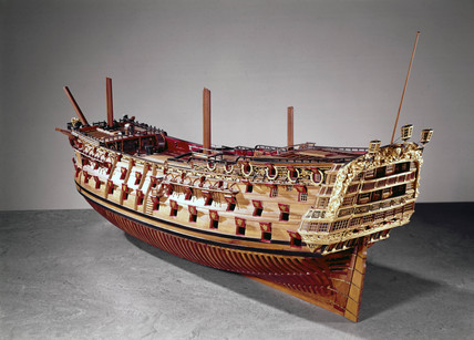 90-gun ship of the Establishment of 1706.