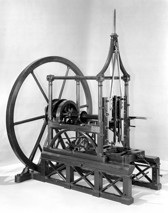 Mortising machine, Yard No 1896, c 1800.