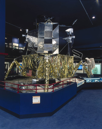 Apollo 11, lunar excursion module 'Eagle',