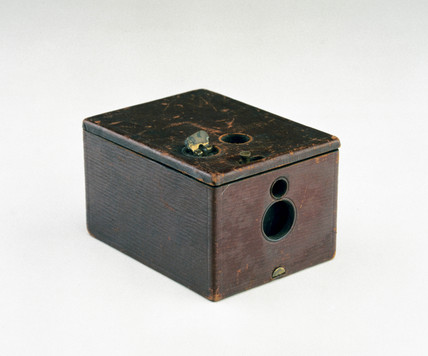 Pocket Kodak camera, 1895.