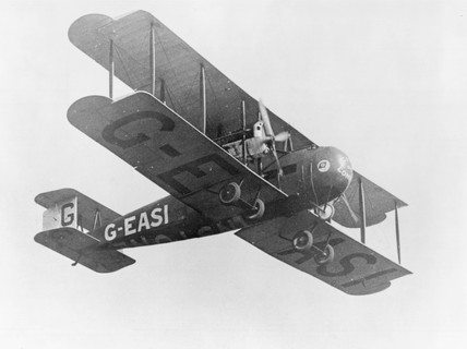 Vickers Vimy Commercial G-EASI 'City of Lon