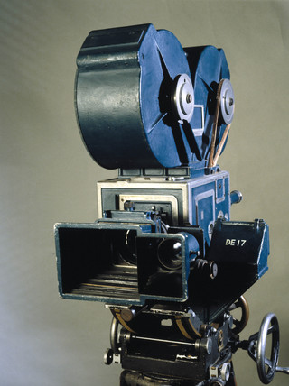 Technicolor three-colour 35mm camera, American, 1932-1955.