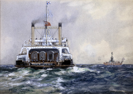 'The Train Ferry', 1924-1948.