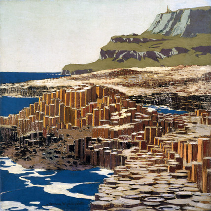 The Giant's Causeway, Northern Ireland, 1923-1947.