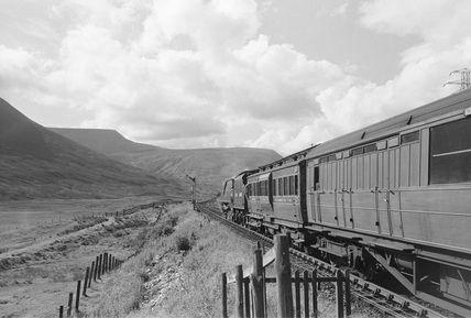 Southern Railway (S.R.) West Country Pacific no. 34004.